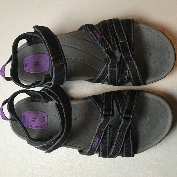 c5a92a0984982 Teva Shoes - Teva Tirra Sandals Water Black from REI